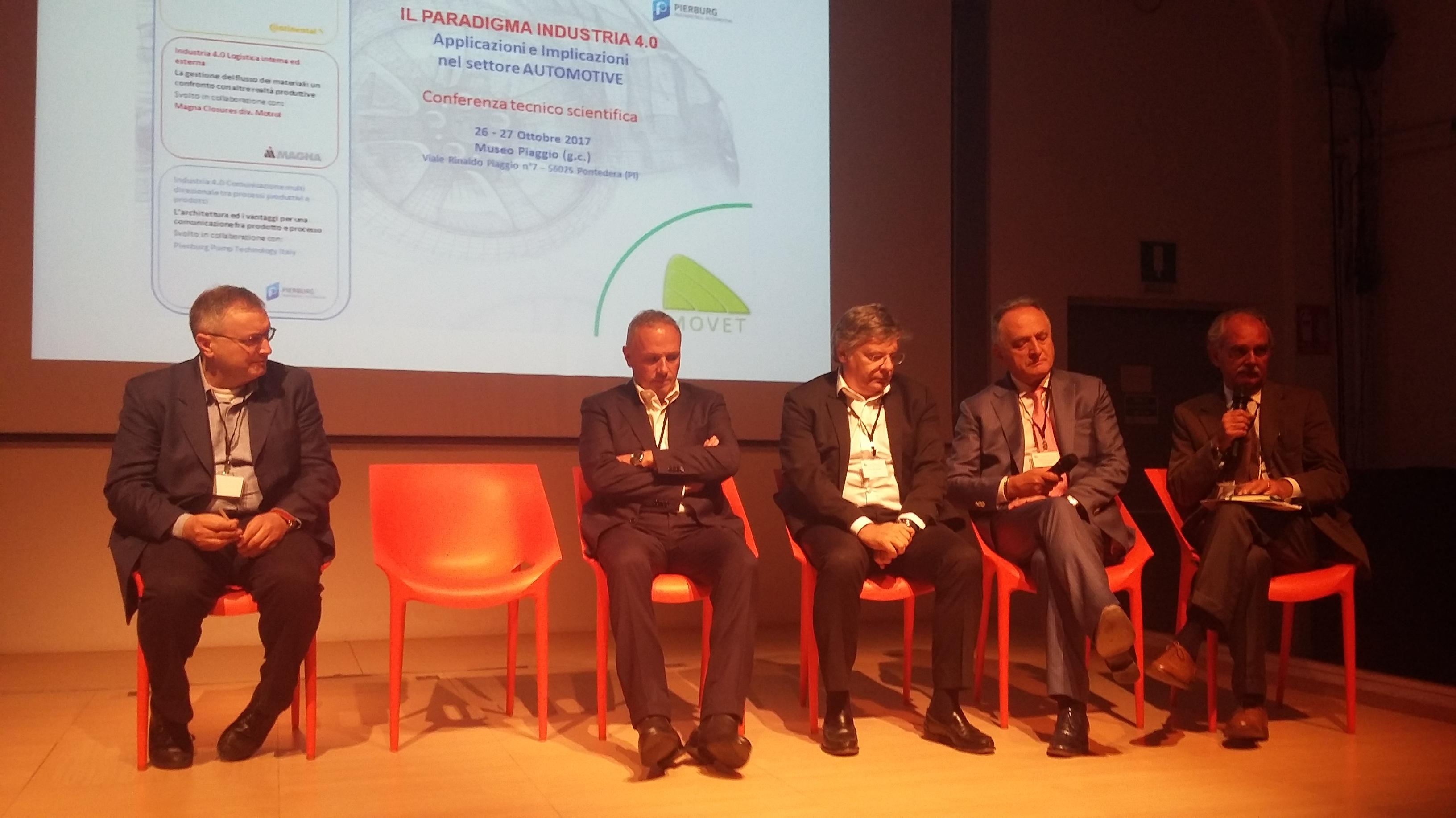 Industria 4.0: le imprese automotive investano sul capitale umano