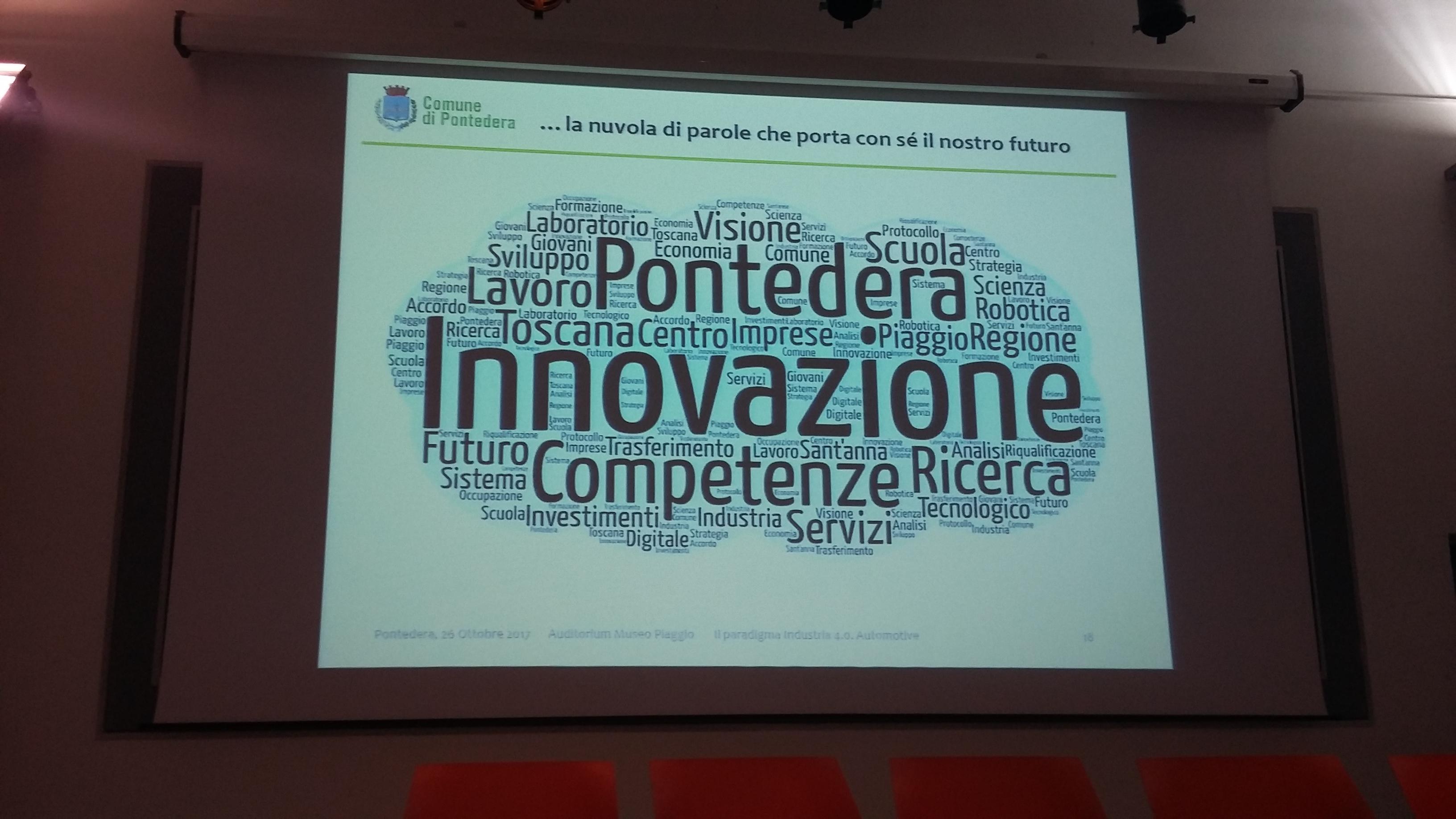 Paradigma Industria 4.0. Tutte le foto