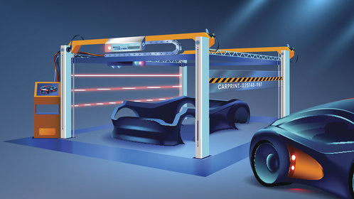 Stampanti 3D, future protagoniste dell'automotive